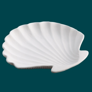 29061 Duncan Bisque ShellDish1