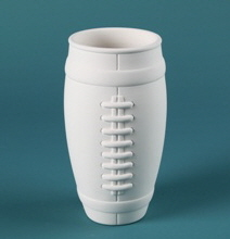 30622 Duncan Bisque Football Cup