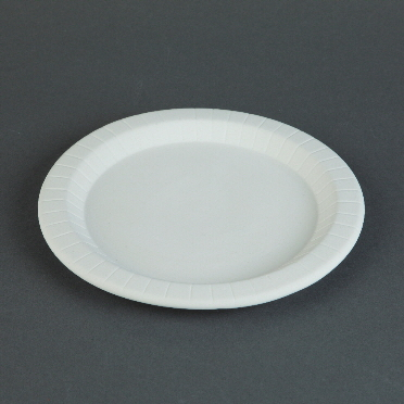 Duncan Bisque 33436 ClassicPaperPlate