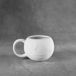 Duncan Bisque 37097 love mug