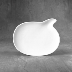 Duncan Bisque 37104 oval quotation bubble