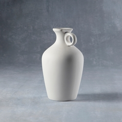 Duncan Bisque 37216 shouldered small vase