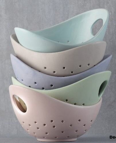 Duncan Bisque Berry Baskets FP