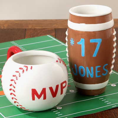 Duncan Bisque FP Sports Mugs