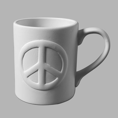 Mayco Bisque MB1269PeaceMug