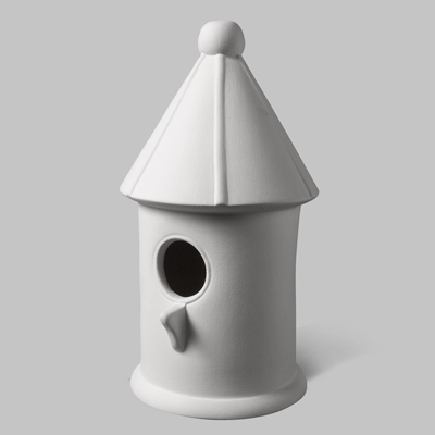 Mayco Bisque MB1290 Bird house