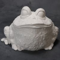 Mayco Ceramic Mold CD4139 Large Fat Toad