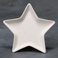 Mayco Ceramic Mold cd993 Small Star Plate