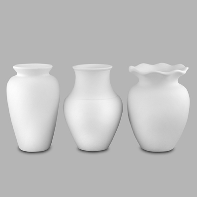 Mayco Bisque MB885 vases