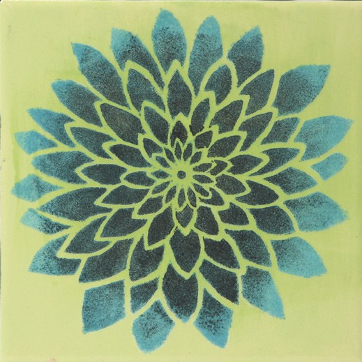 Mayco Stencils SL431 Bloom