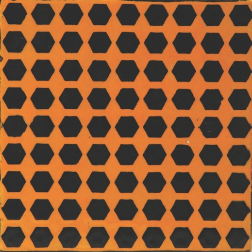 Mayco Stencils SL439 Hexagons