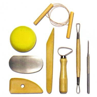 Royal RSET1 Pottery Tool Set
