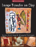 books Image Transfer inClay
